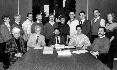 Conseil de la Faculté des arts (1990).