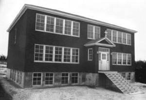 École catholique de Sackville (1947).