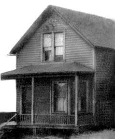 Maison des SCIC en 1857.(Image d'archives des SCIC)