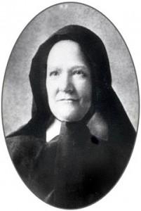Mary Routanne, membre fondatrice des SCIC.