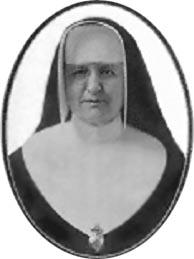 Mère M.-Albina, supérieure générale de 1942 à 1954.