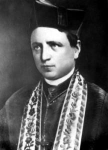 Mgr Thomas Louis Connolly, co-fondateur des soeurs de la Charité de Saint-Jean.