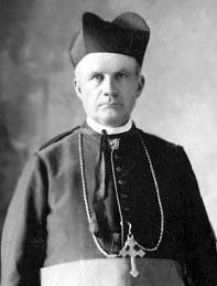 Mgr John Sweeney, évêque de Saint-Jean.