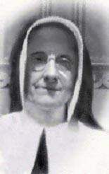 Soeur Marie-Anne entre 1910 et 1920.