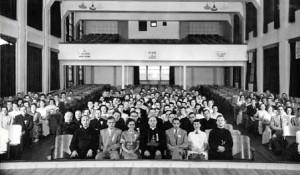 Auditorium du Collège NDA.