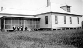 Couvent NDSC en Louisiane (1931-1939).
