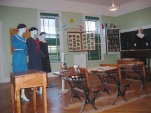 Une salle du Musée de Kent.